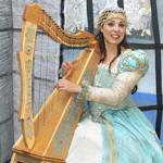 Fairy harpsm