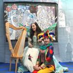 Robin fairy harpsm2